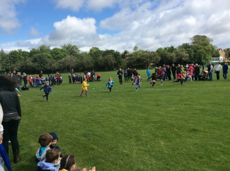 P1 2 sports day 2017 photo 2