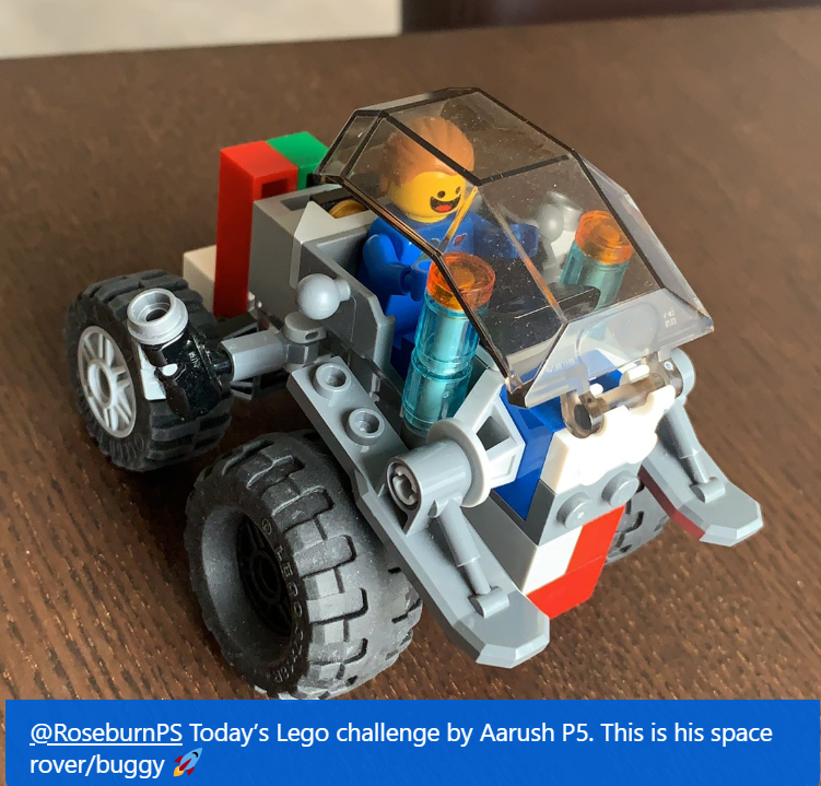 AM space buggy